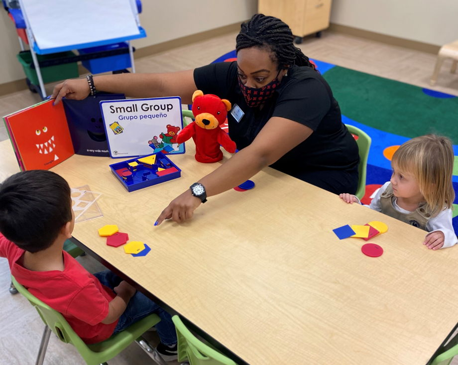 Ms. Harris , Preschool