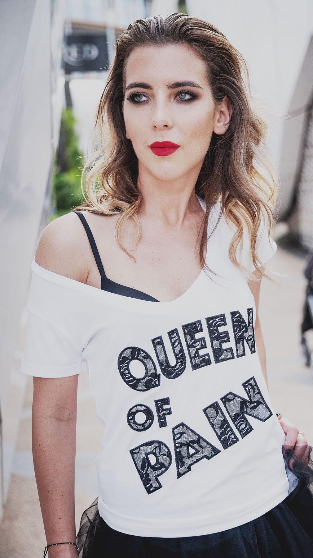 Футболка Queen of Pain