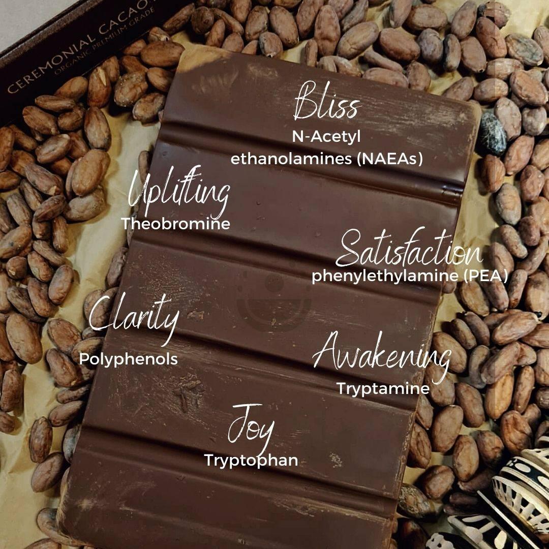 Amazing Health Benefits of Cacao