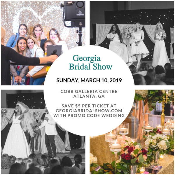 Georgia Bridal Show - Cobb Galleria Centre