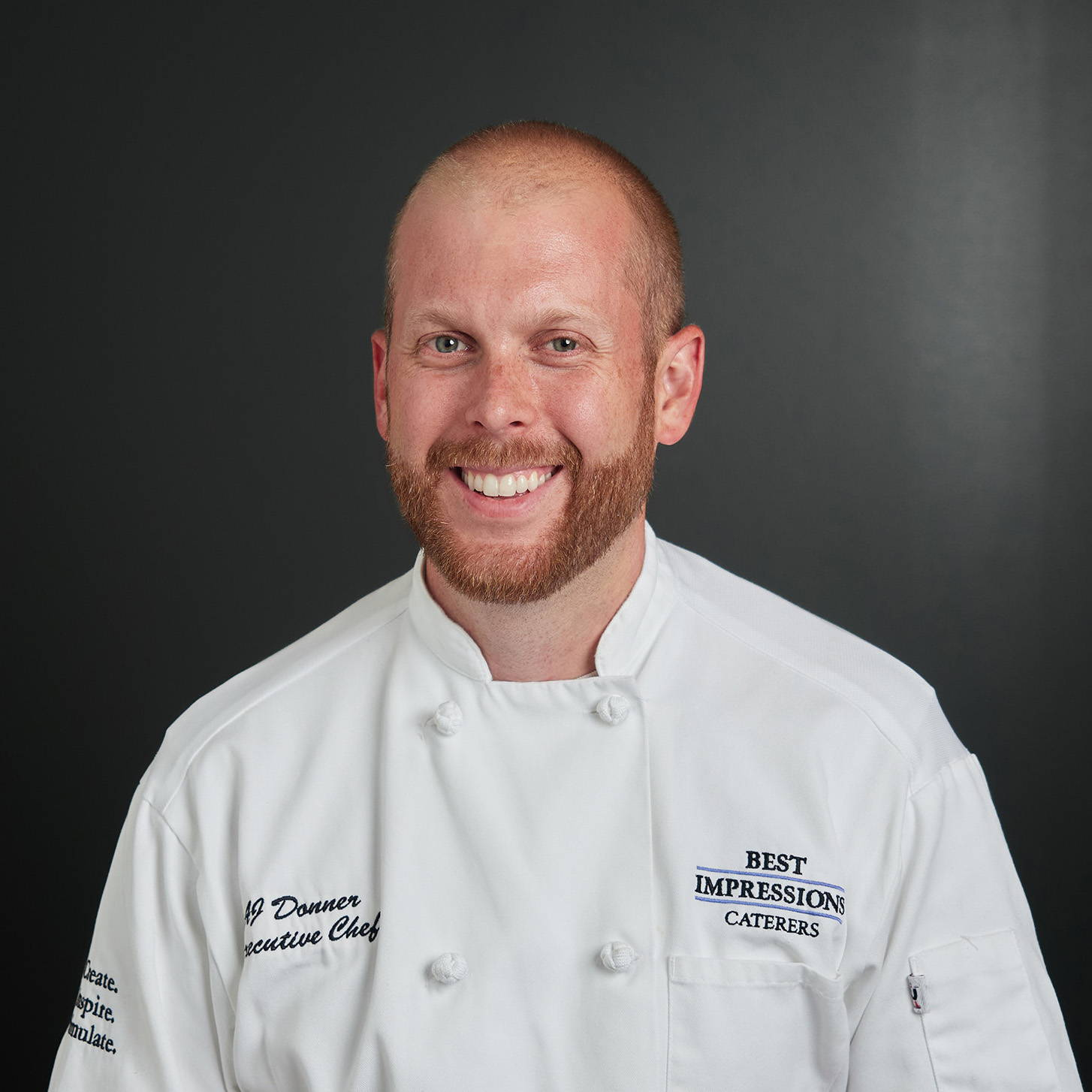 Executive Chef AJ Donner