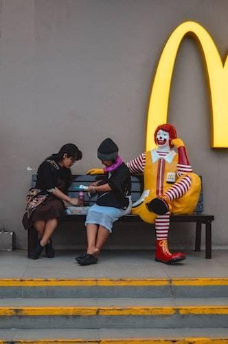 McDonald's Takeaway