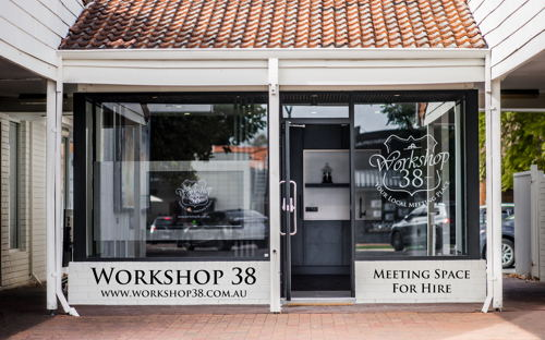 Workshop 38 | Your Space For Hire - 0