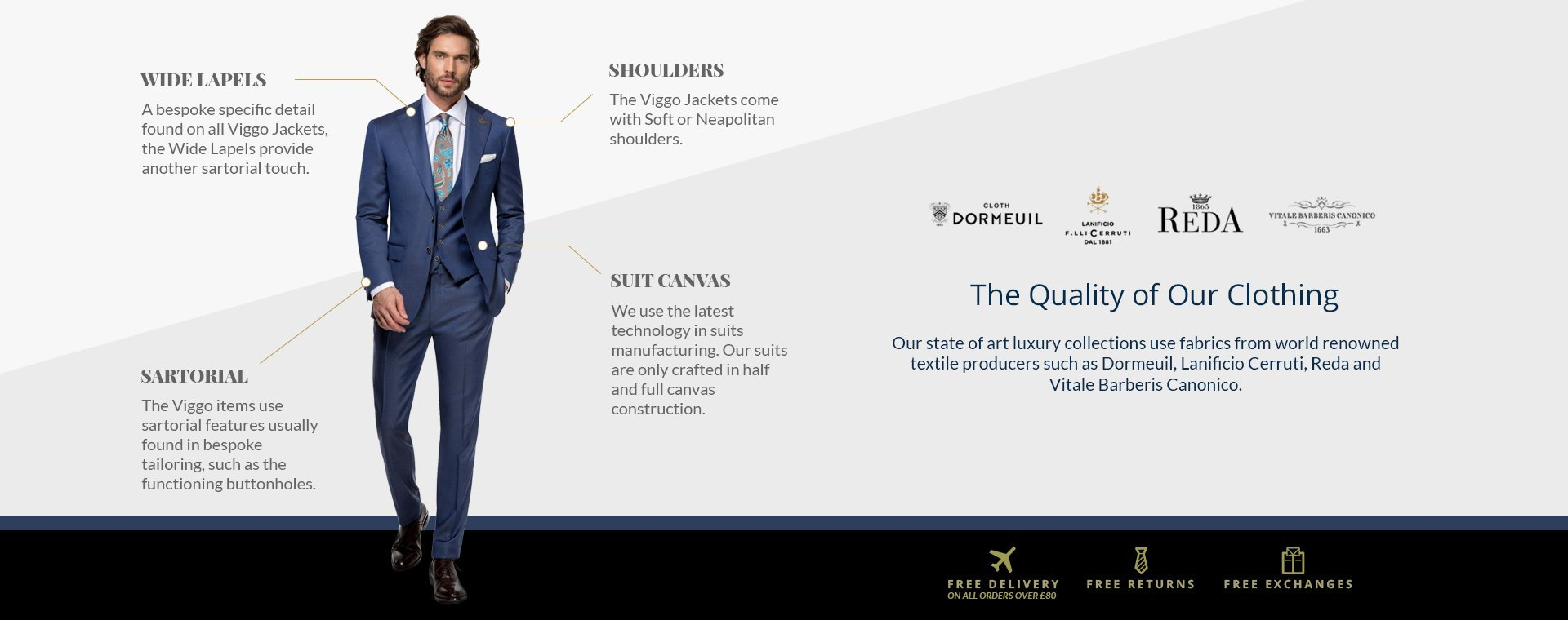 Viggo Suits