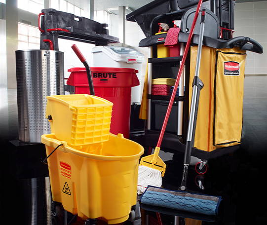 Almacenamiento y disposición de residuos