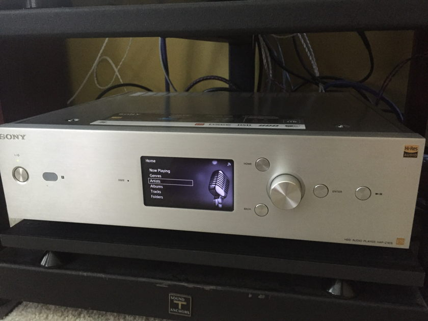 Sony HAP-Z1ES Music Server