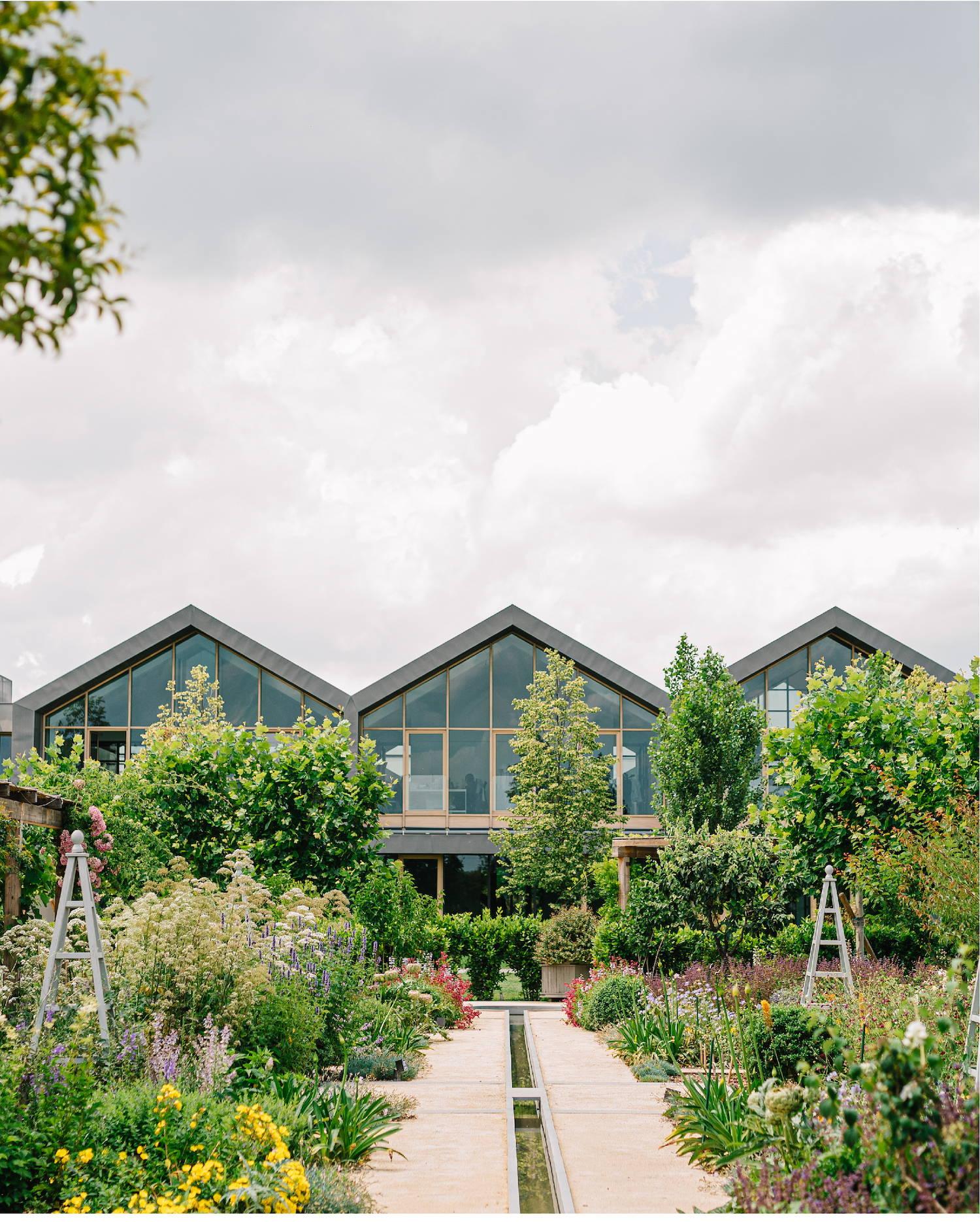 the davines village garden