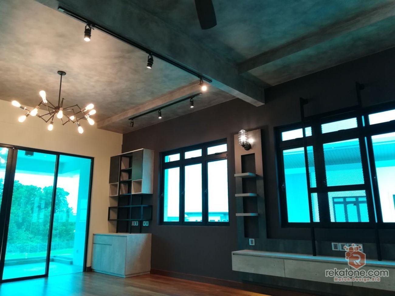 terrace-ceiling-colour
