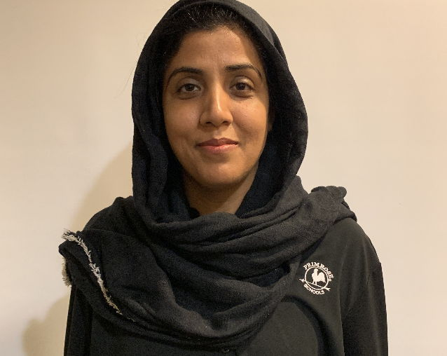 Ms. Shumaila Rasheed , Faculty Member - Toddler