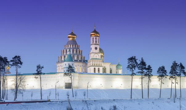 Звенигород - Новый Иерусалим