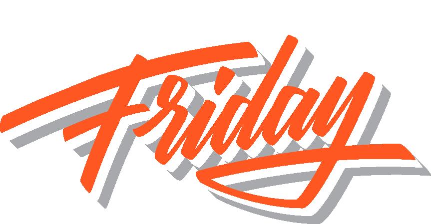 Flarespace Friday Newsletter logo
