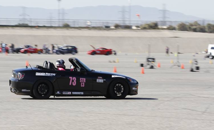 January Cal Club Autocross Event & Test n Tune