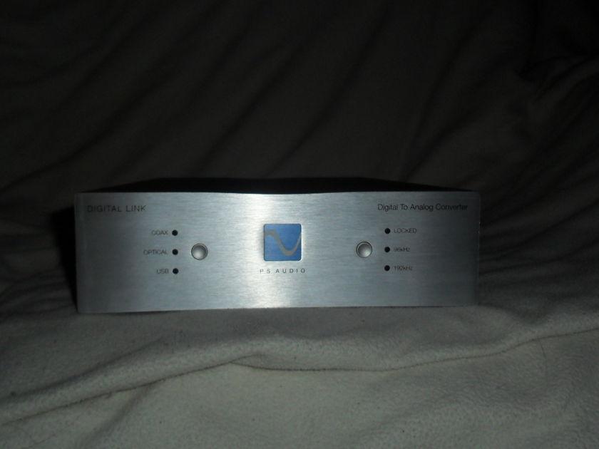 ps audio dl3 dac