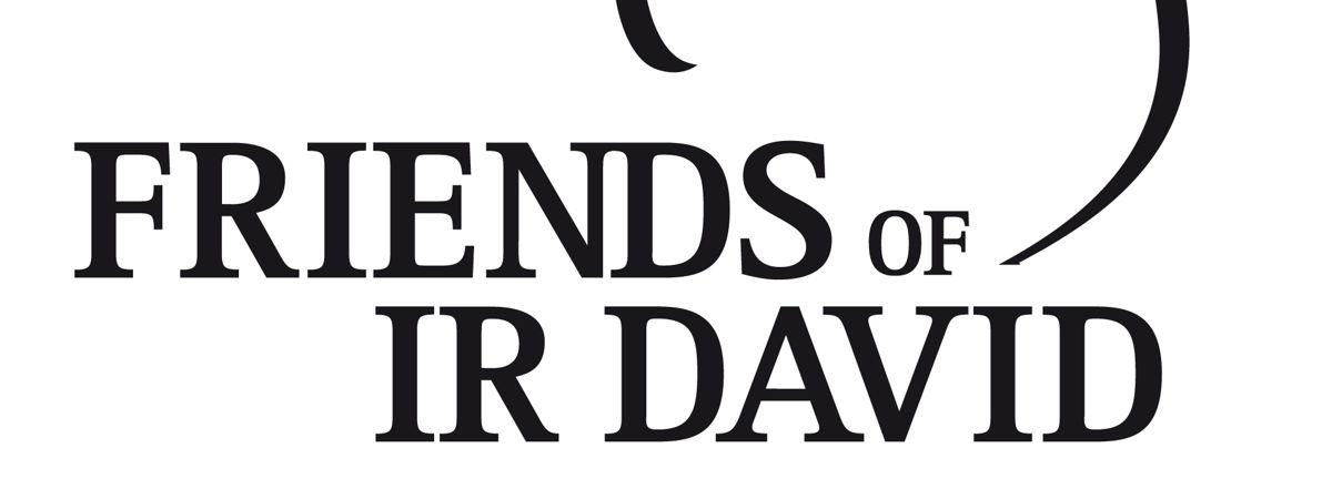 Friends of Ir David banner