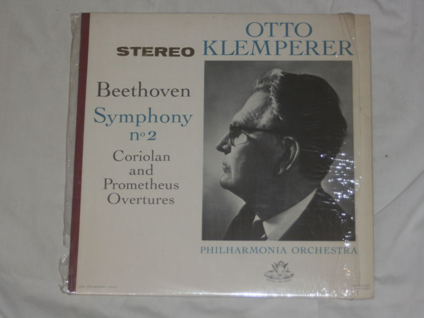 Otto Klemperer - Beethoven Symphony No. 2 Stereo S 35658