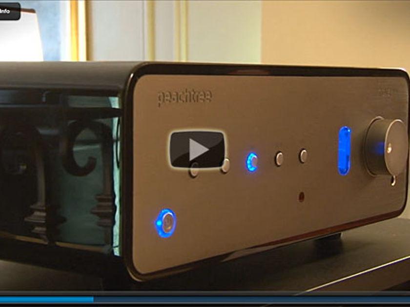 Peachtree Audio Nova 220SE 220wpc int amp with DAC