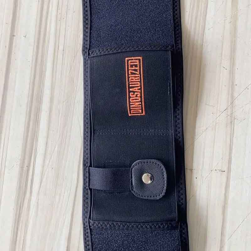 dragon belly holster review, belly band holster for men, customer picture 3