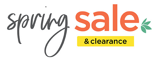 Spring Sale & Clearance