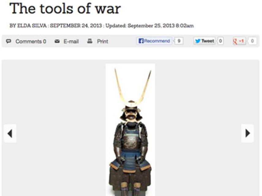 Tools of War, MySA