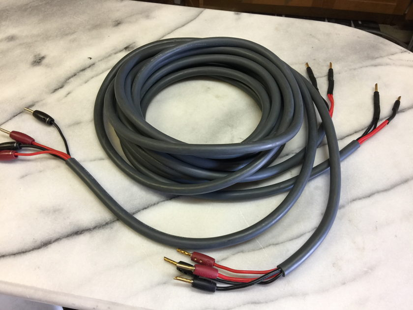 Ultralink Cables BW 1412 17' pair Speaker Cables - Bi-Wire!
