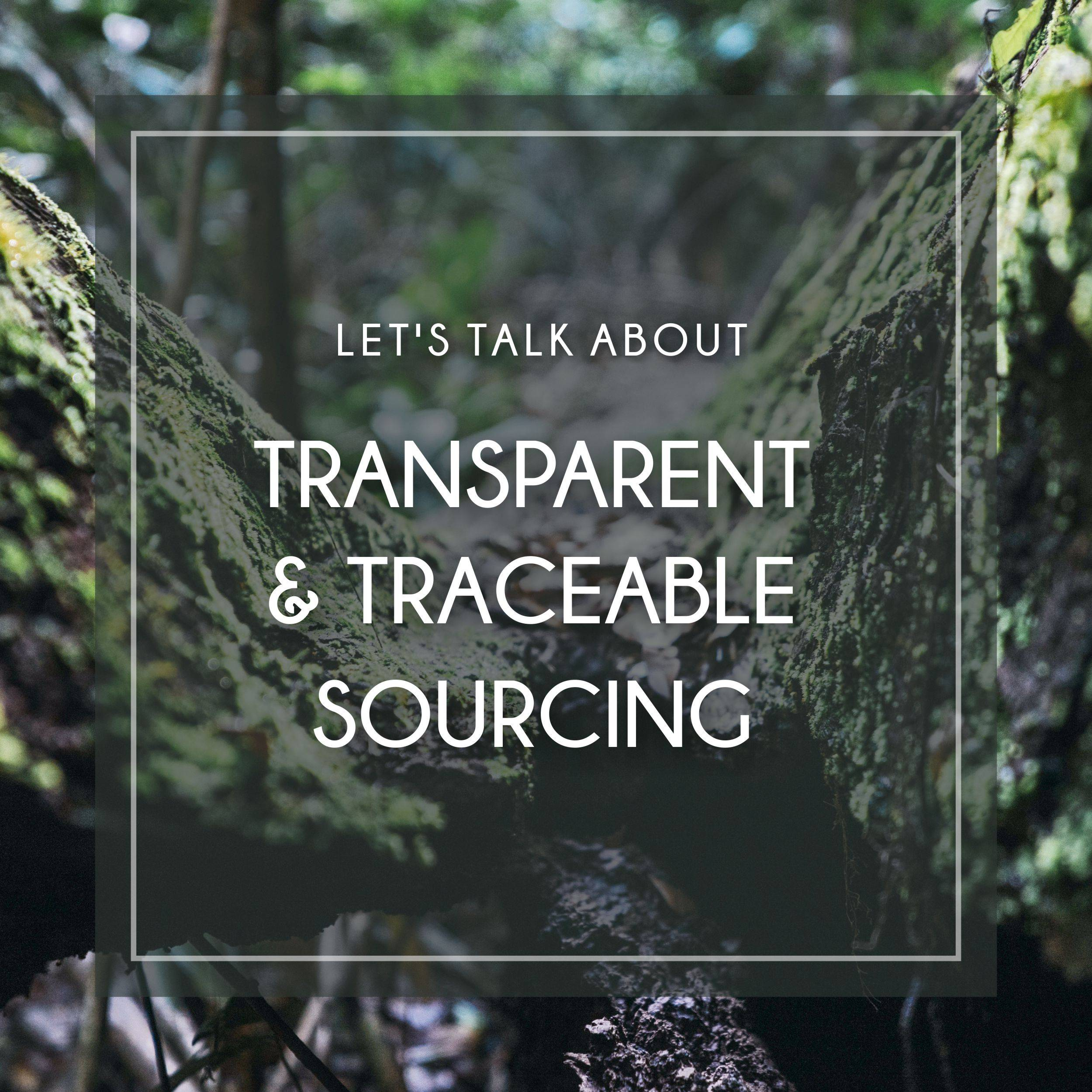 Transparent and traceable ethical gemstone sourcing.