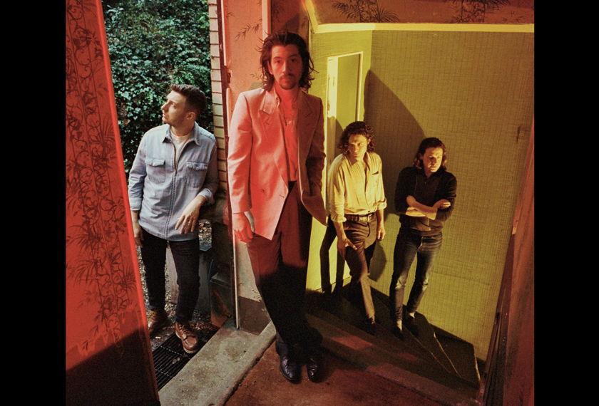 Arctic Monkeys artwork