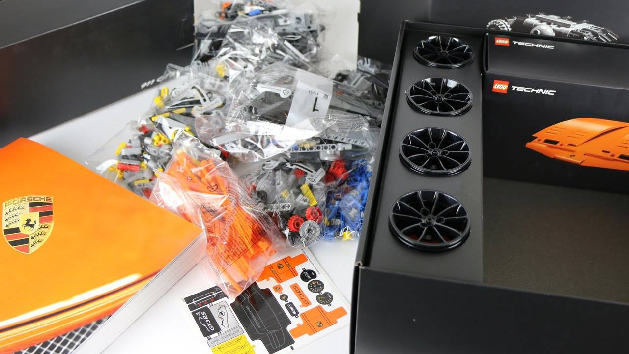 lego 42056 parts and manual