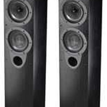 EVO2-40 Floorstanding Loudspeakers (Black Ash):