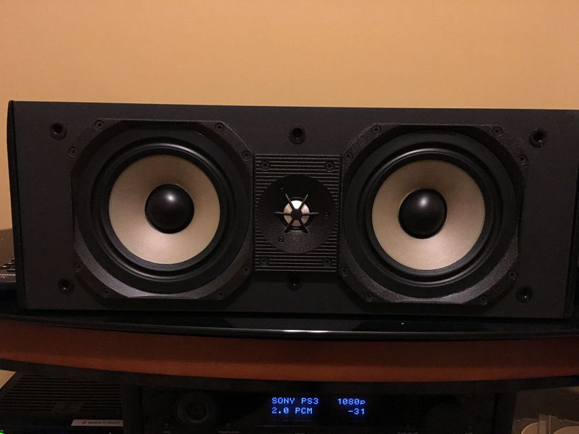Paradigm Studio 100 v1 with matching center channel cc450