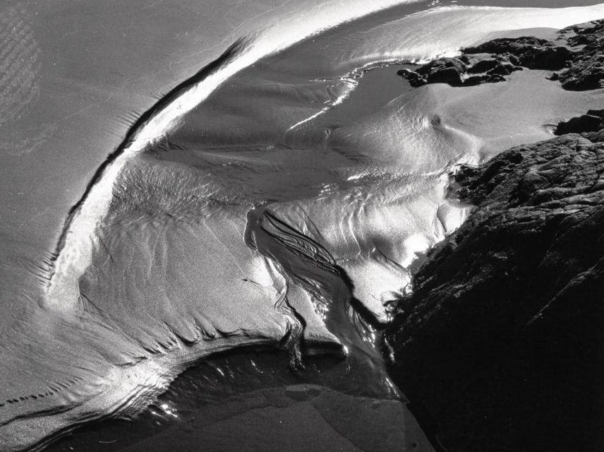 Untitled (Sand and Water) Artist: Brett Weston (American, 1911-1993) Date: c. 1970