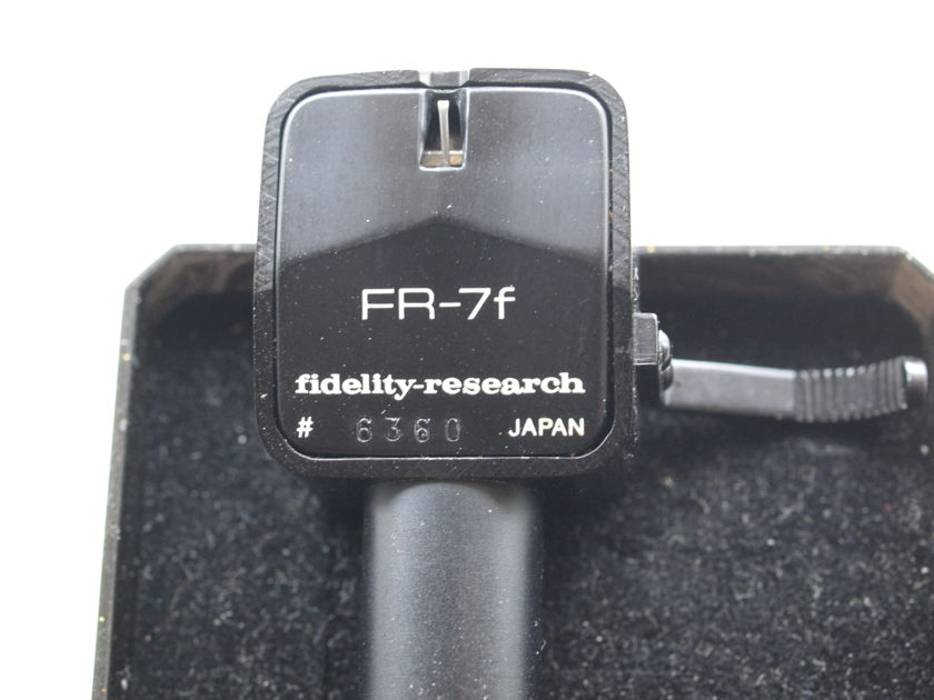 FIDELITY RESEARCH   FR-7 f