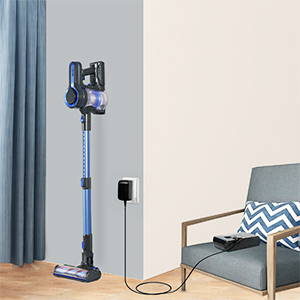 APOSEN Cordless Vacuum Cleaner H250 Blue can save your space