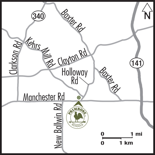 School location map