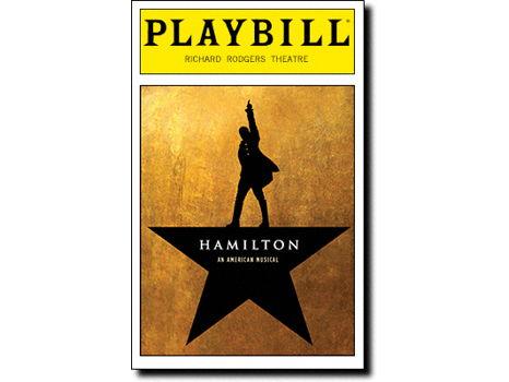 Hamilton Raffle Tickets!