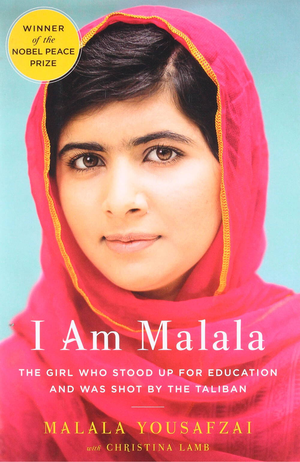 Summer Reading List 2018 I am malala