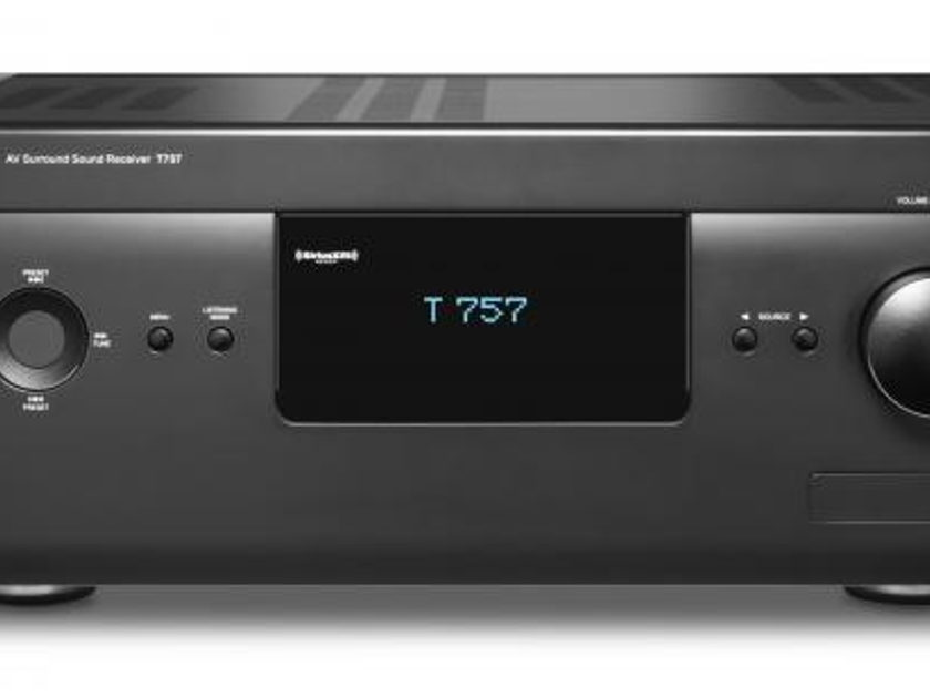 NAD T757 3D-Ready MDC Upgradeable Home Theater Receiver, with Warranty & Free Shipping