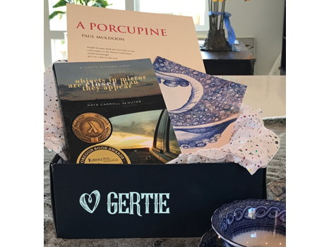 GERTIE Quarterly, Queer Book Club Subscription Membership