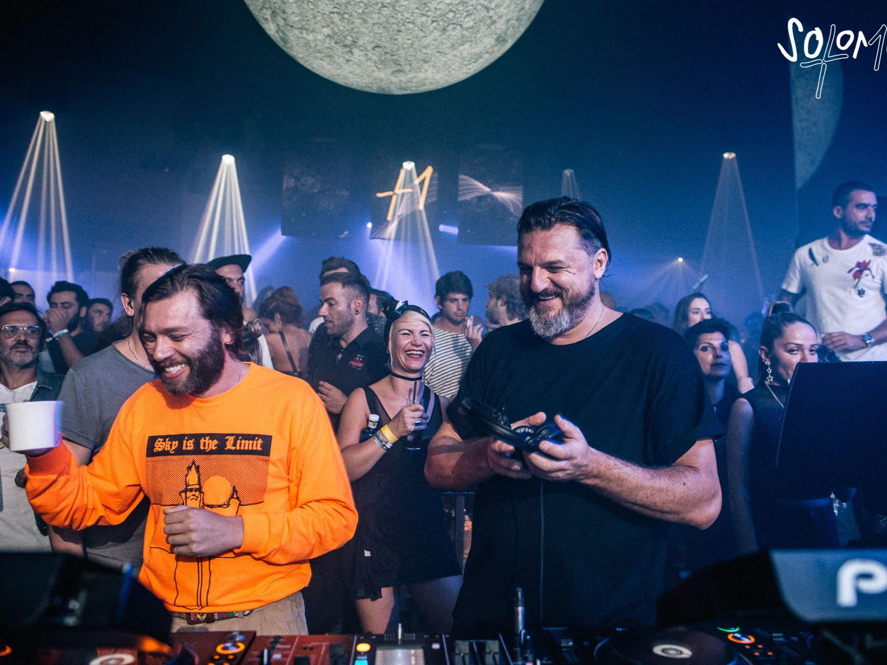 Gerd Janson special guest Solomun +1 Pacha Ibiza