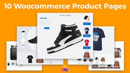 10 Awesome WooCommerce Product Pages