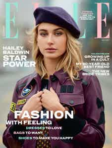 Elle UK July Edition