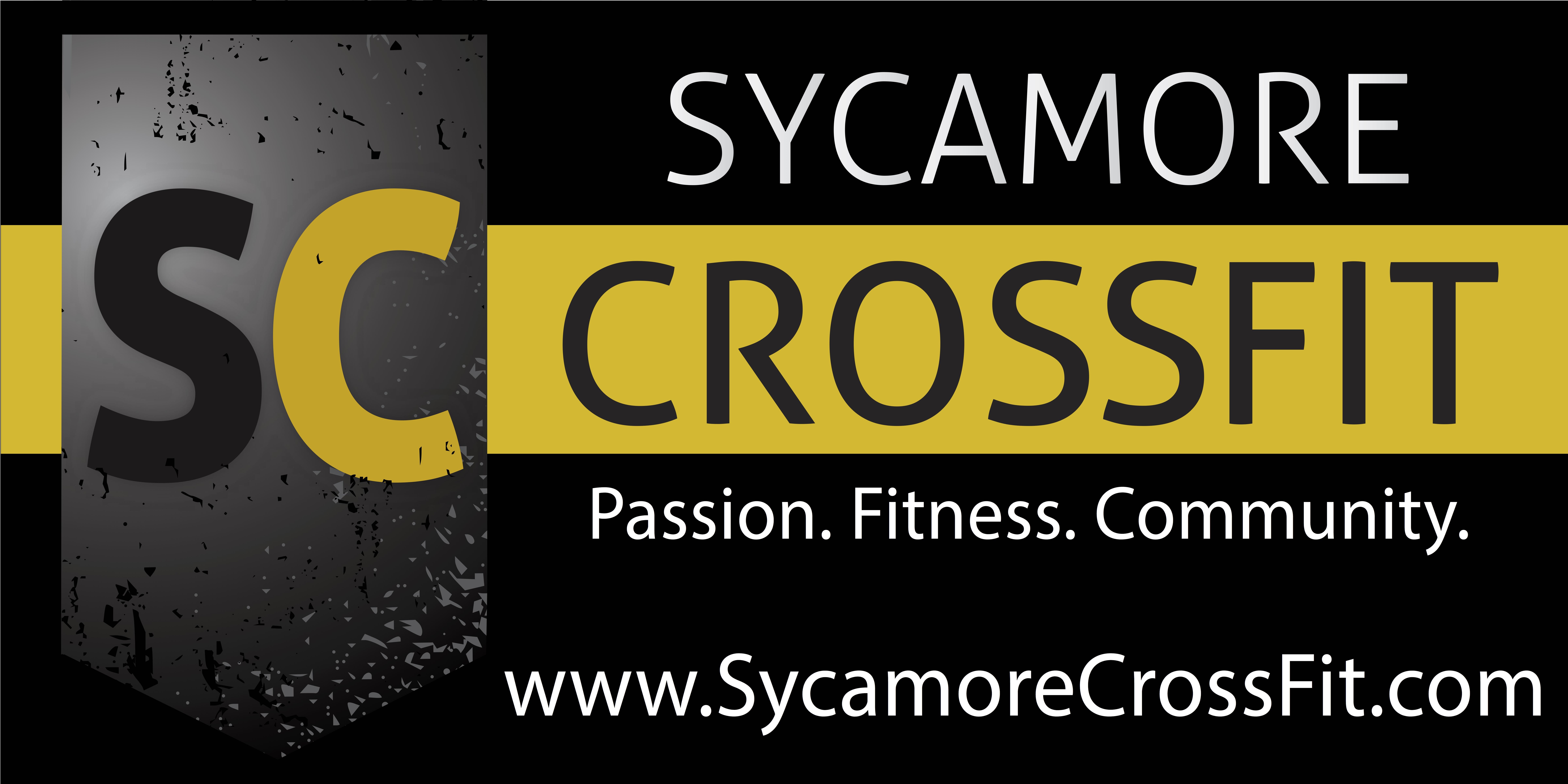Sycamore CrossFit logo