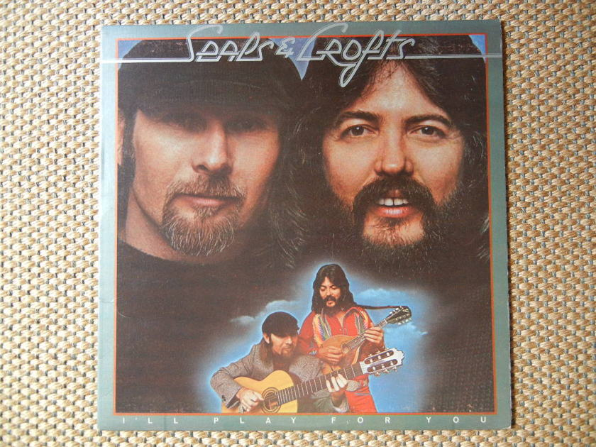 SEALS & CROFTS/ - I'LL PLAY FOR YOU/ Warner Bros. Records BS2848