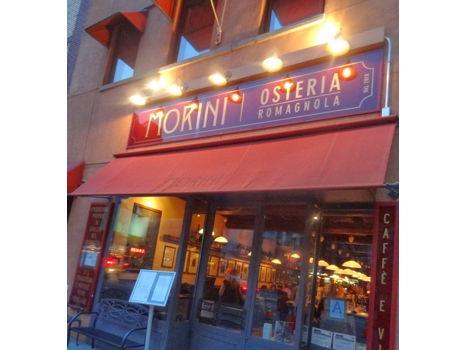 Dinner for two at Osteria Morini Soho