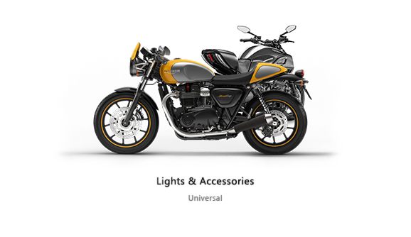 Universal Motorcycle Lights and Accessories