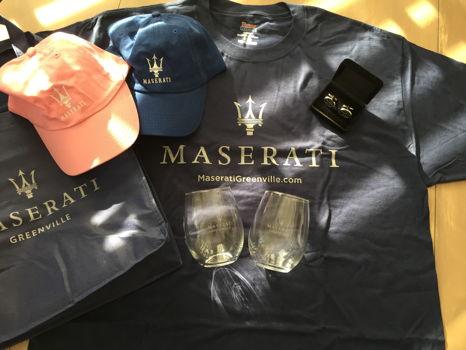 Maserati Gift Package