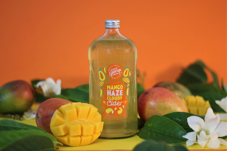 Mango Haze Cloudy Cider Squealer