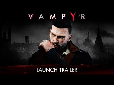 Vampyr - What are the best horror games on Xbox One? - Slant