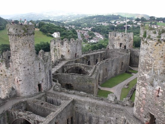 + Conwy Castle (see page)