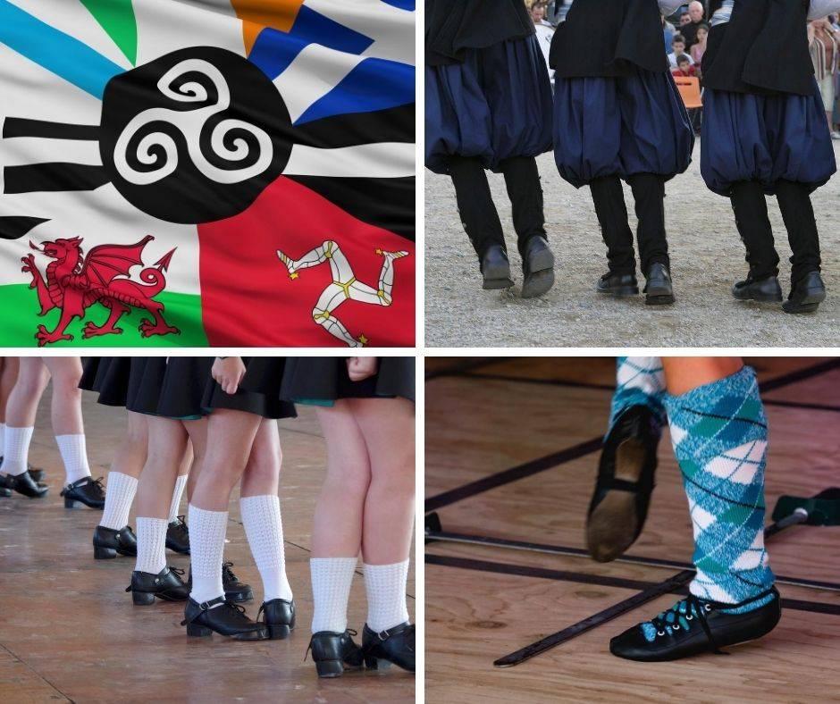 Celtic Nations Flag Celtic Festival Online