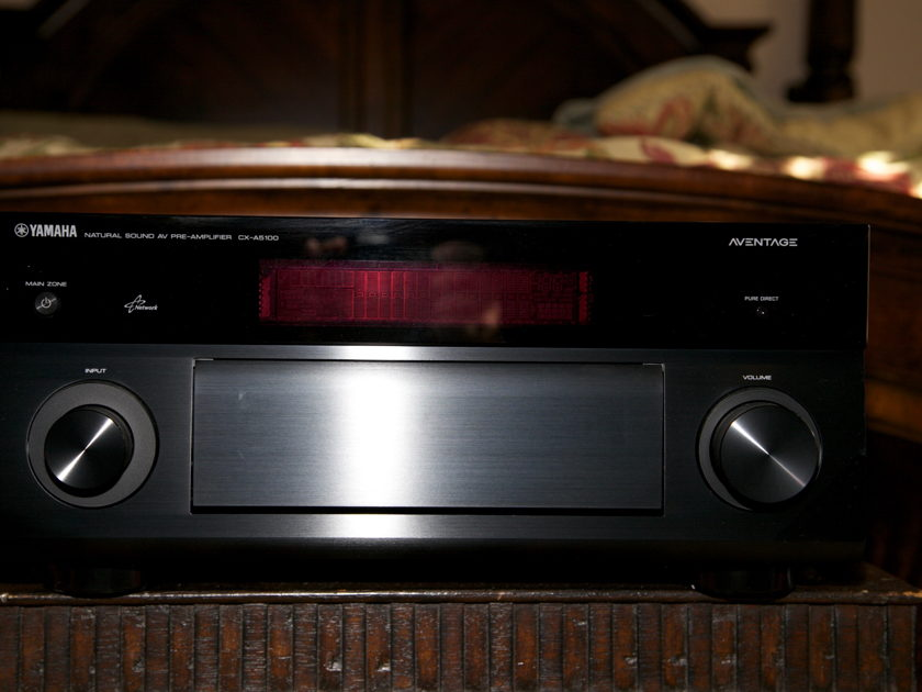 Yamaha CX-A5100 11.2-CH MusicCast Preamplifier